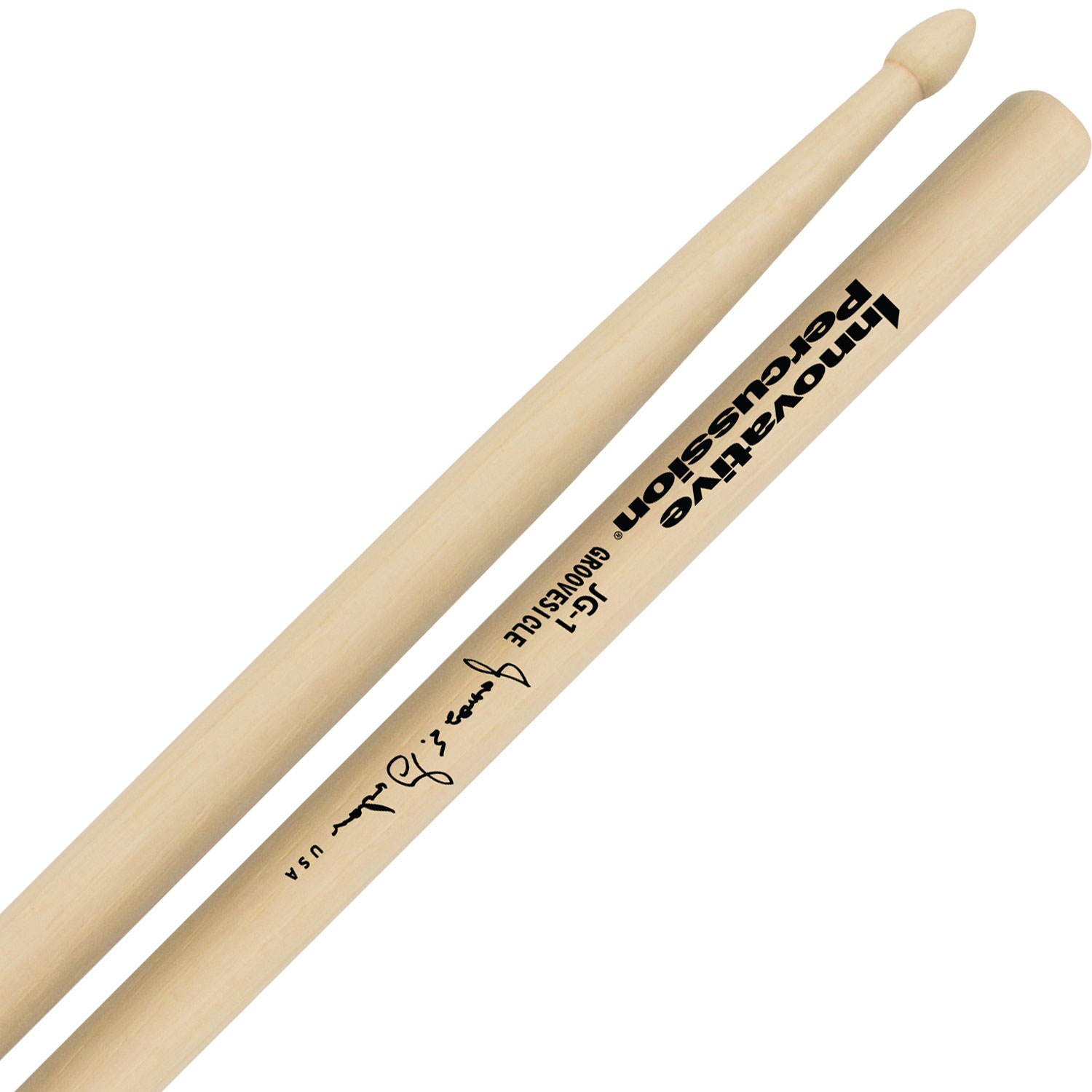 Innovative Percussion James Gadson Signature Groovesicle Drum Sticks