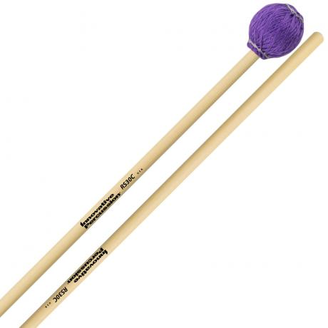Innovative Percussion RS30C Rattan Series Medium Hard Marimba/Vibraphone Cord Mallets