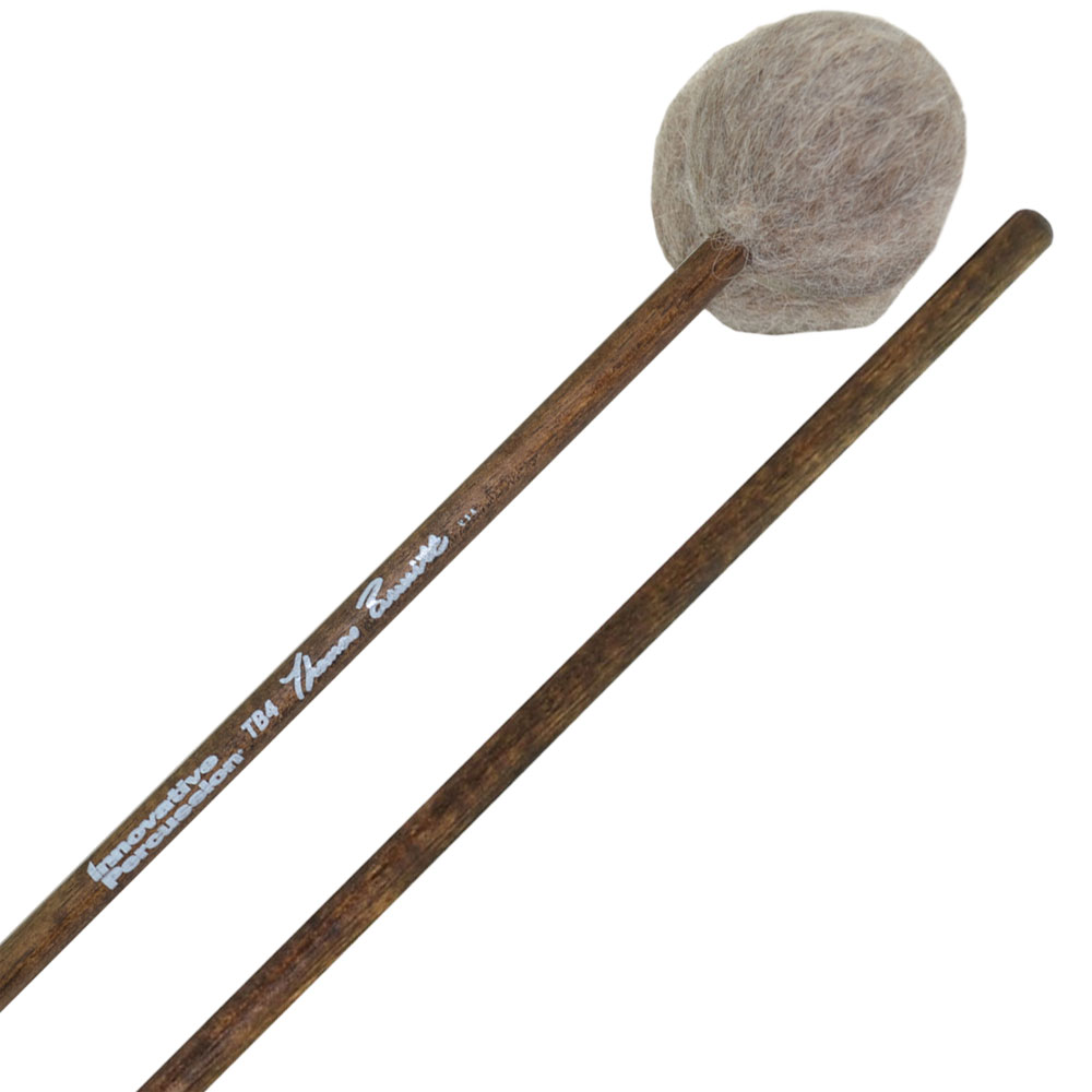 Innovative Percussion Thomas Burritt Medium Hard Marimba Mallets