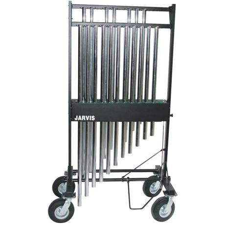 Jarvis 23 Tube Chime Rack with 8