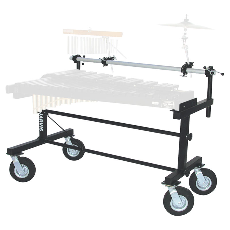 "Jarvis Mallet Mover with Rack and 8"" Ever Roll Casters"