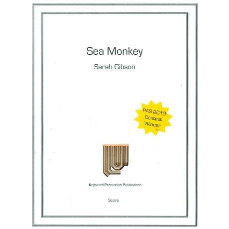 Sea Monkey by Sarah Gibson