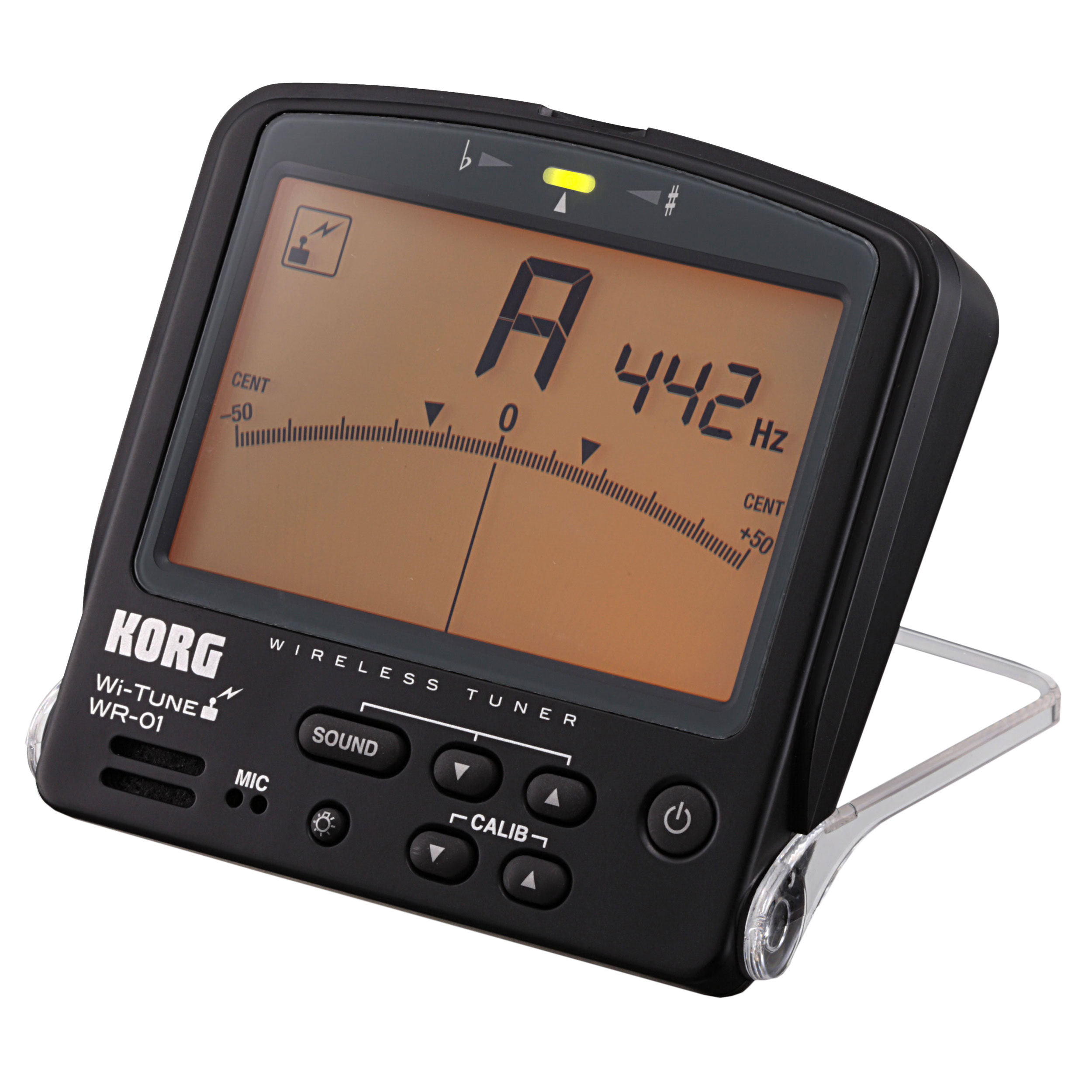 Korg Wi-Tune Wireless Tuning System