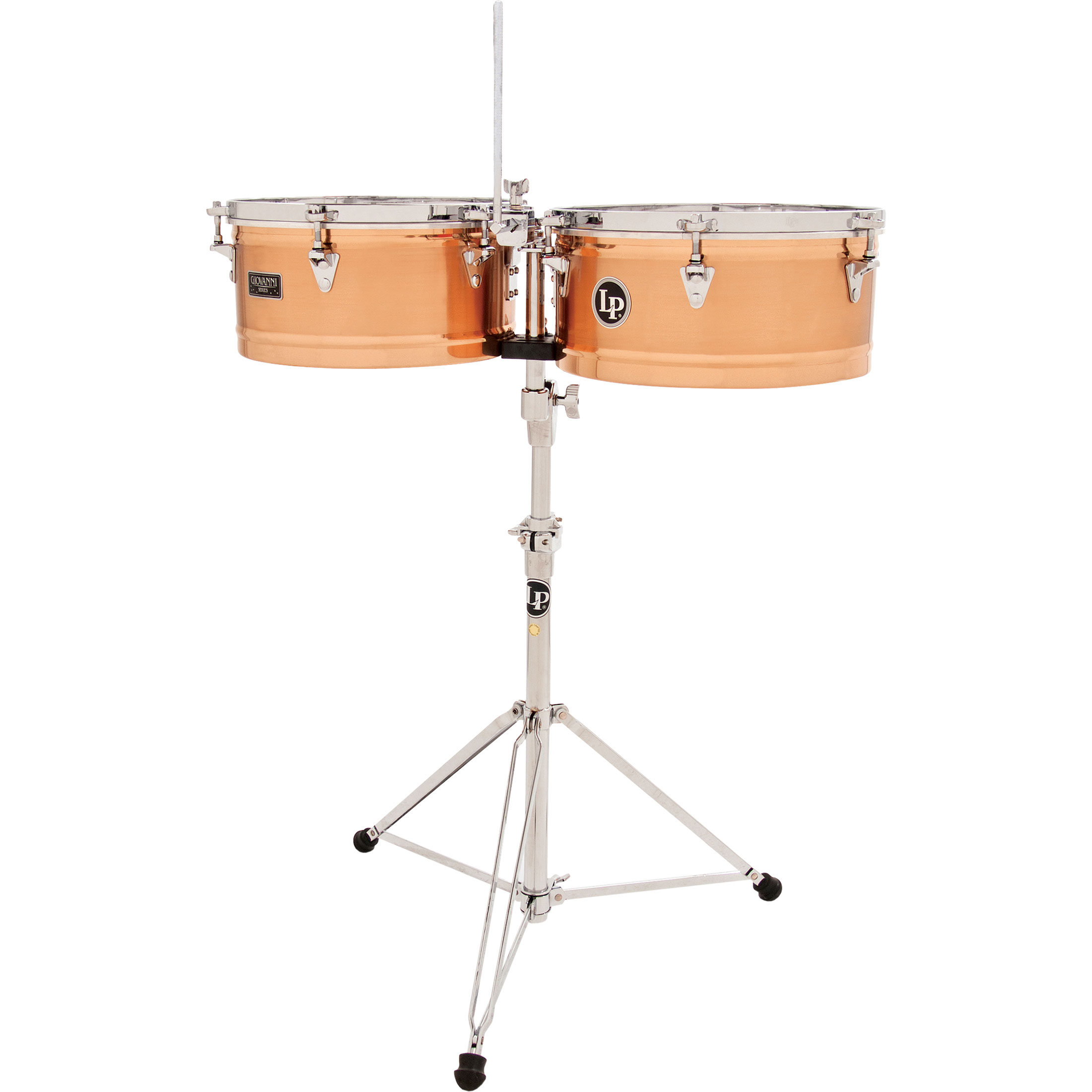 "LP 13/14"" Giovanni Bronze Timbales"