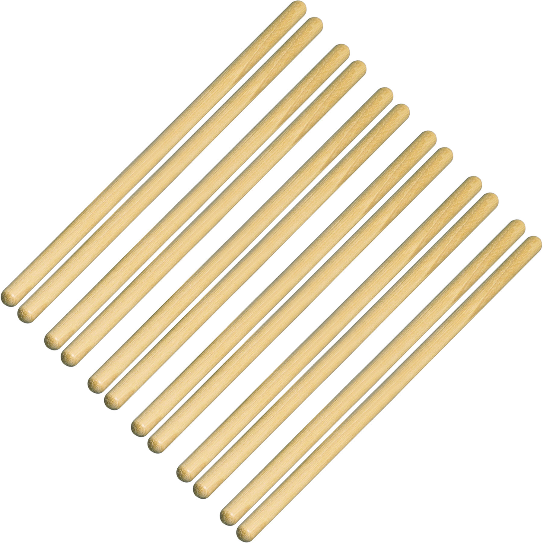 "LP 7/16"" Hickory Timbale Sticks (6 Pairs)"