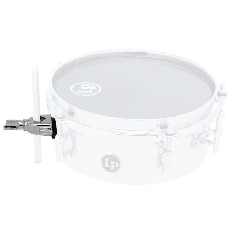LP Mounting Bracket for Micro Snare / Pandeiro - Chrome