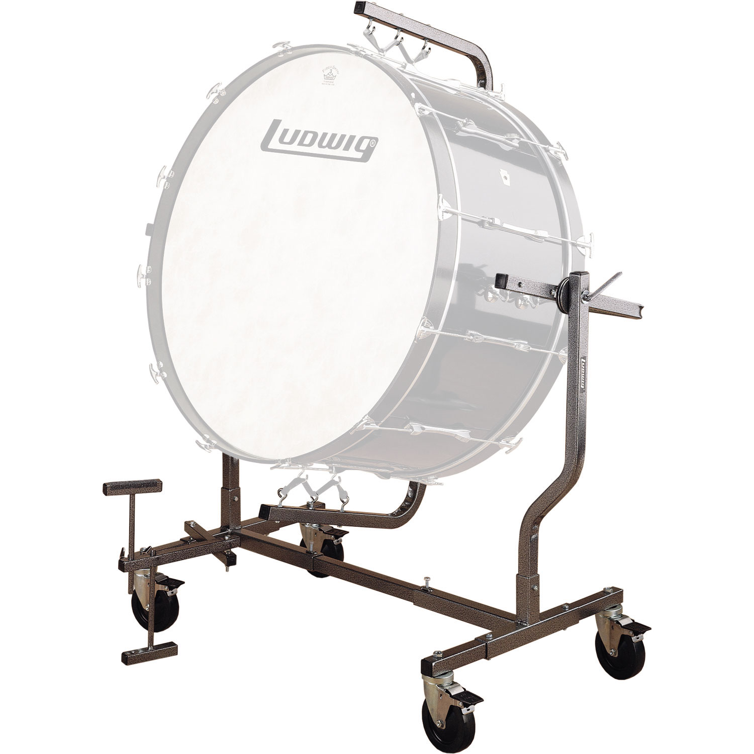 Alternate Image For Ludwig All Terrain Suspended Concert Bass Drum Stand