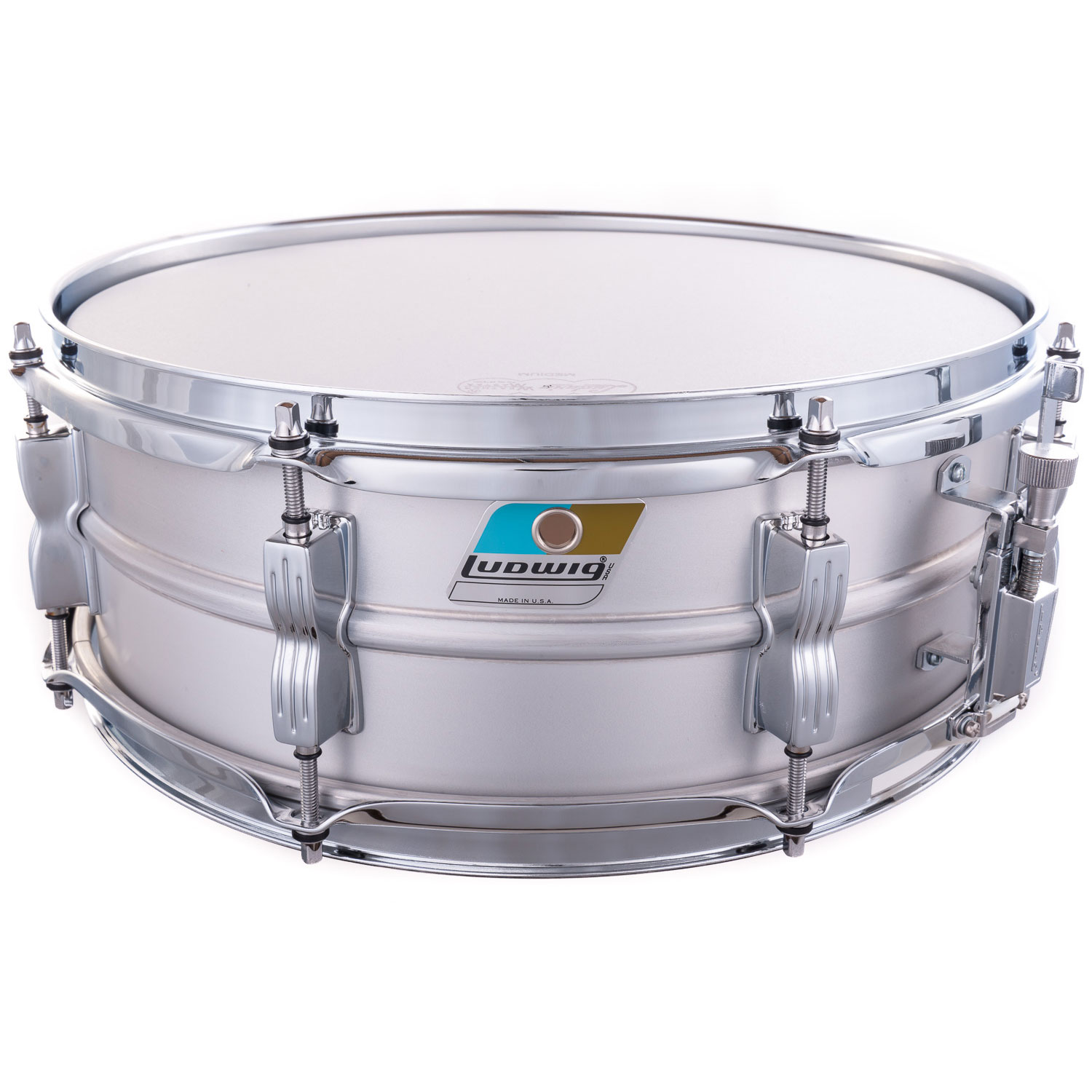"Ludwig 5"" x 14"" Acrolite Classic Snare Drum"