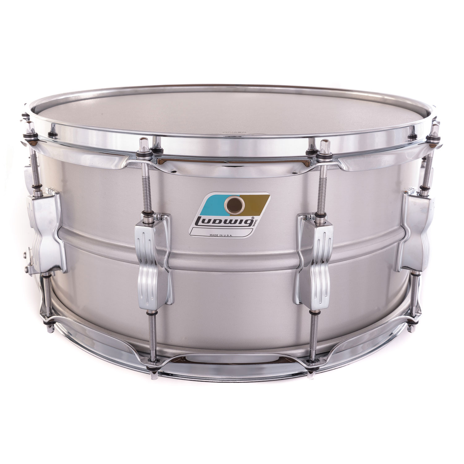 "Ludwig 6.5"" x 14"" Acrolite Classic Snare Drum"
