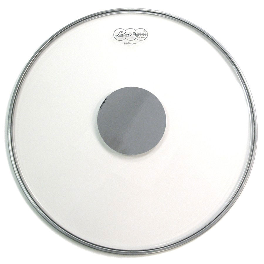 """Ludwig 15"""" Silver Dot Heavy Marching Snare Top Head"""