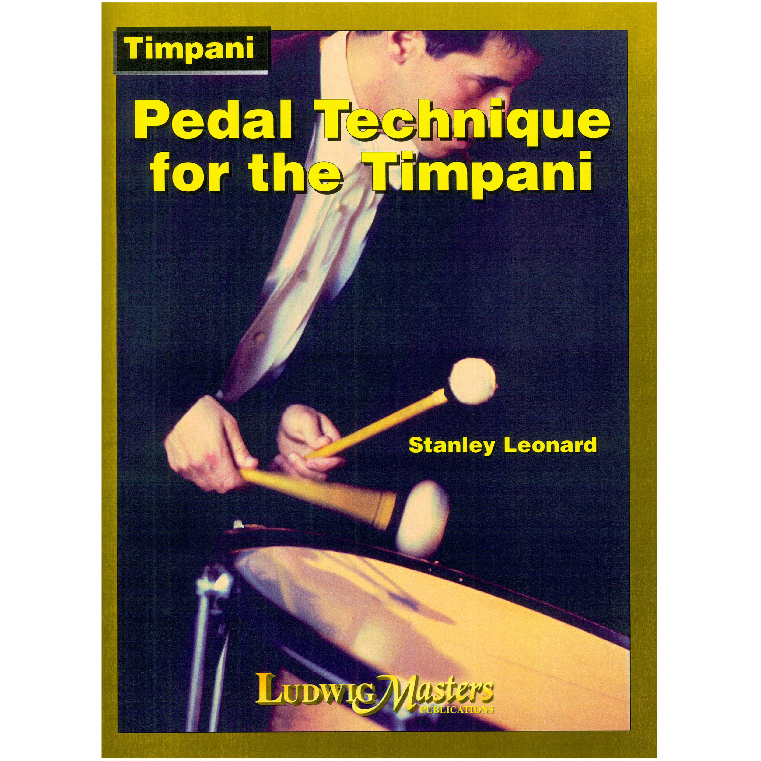Pedal Technique for Timpani by Stanley Leonard