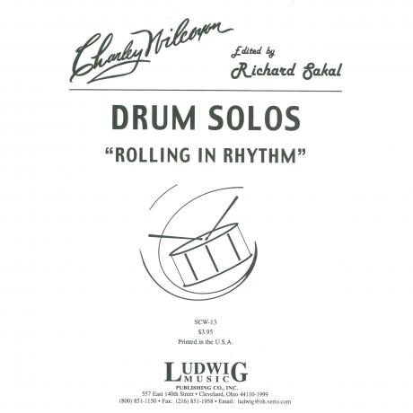 Rolling in Rhythm by Charley Wilcoxon (Solo)