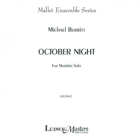 October Night by Michael Burritt