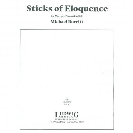 Sticks of Eloquence by Michael Burritt