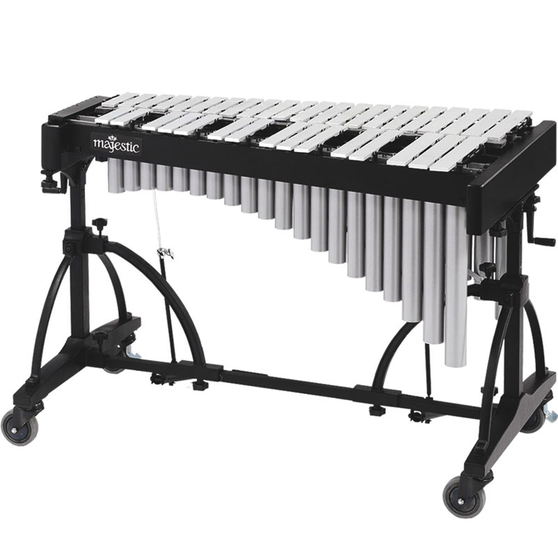 Majestic 3 Octave Deluxe Series Vibraphone - No Motor