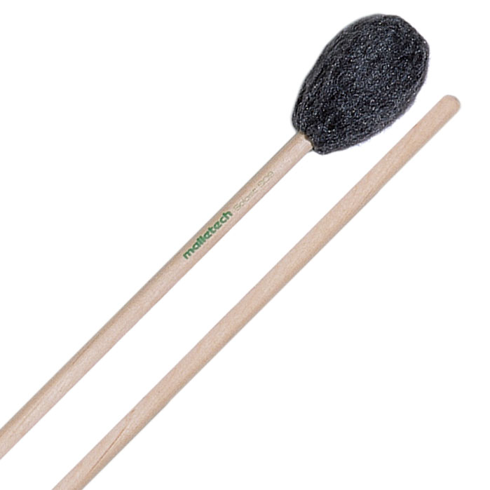 Malletech Soloist Series Heavy Medium Hard Marimba Mallets