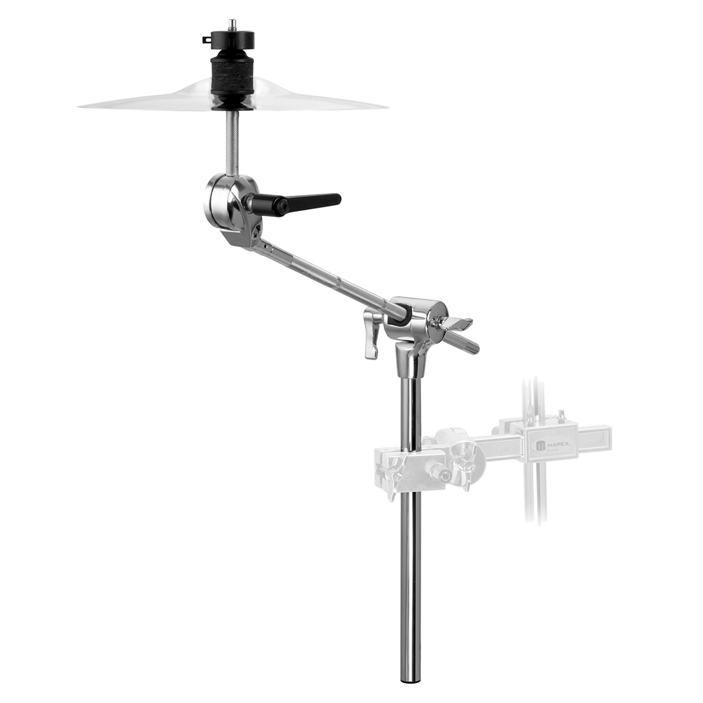 Mapex Armory 800 Series Hideaway Cymbal Boom Arm in Chrome