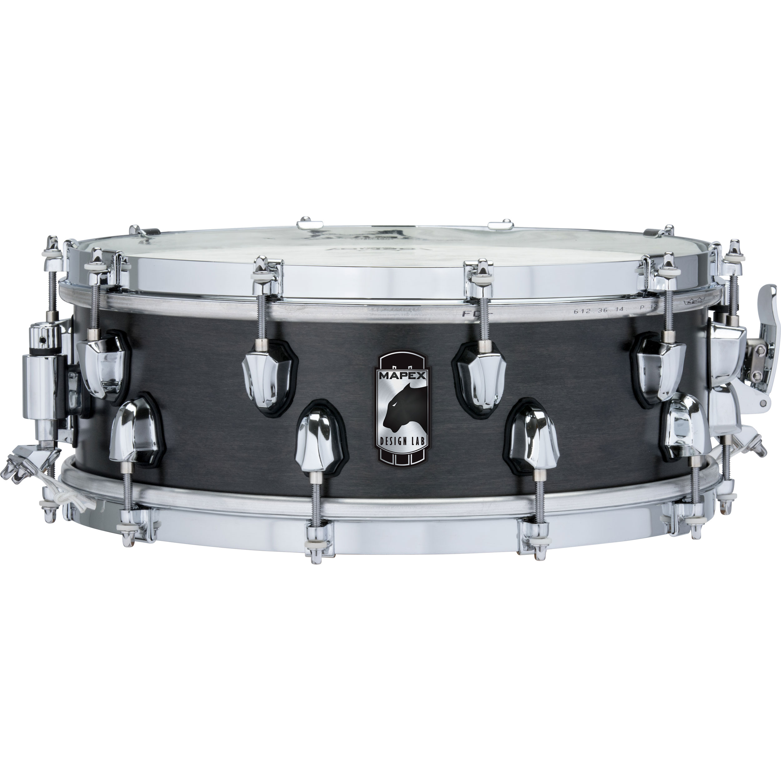 "Mapex 14"" x 5"" Black Panther Design Lab Equinox Maple Snare Drum"