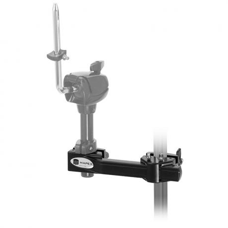 Mapex Horizontal Adjustable Multi-Purpose Clamp in Black Plating