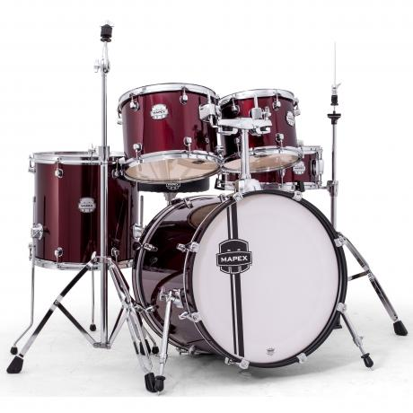 Mapex Voyager 5-Piece Jazz Drum Set Shell Pack (20