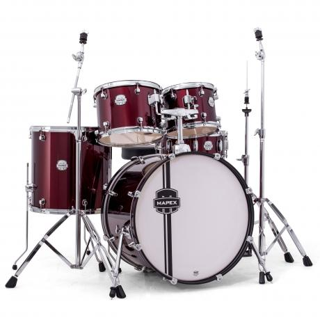 Mapex Voyager 5-Piece Rock Drum Set Shell Pack (22