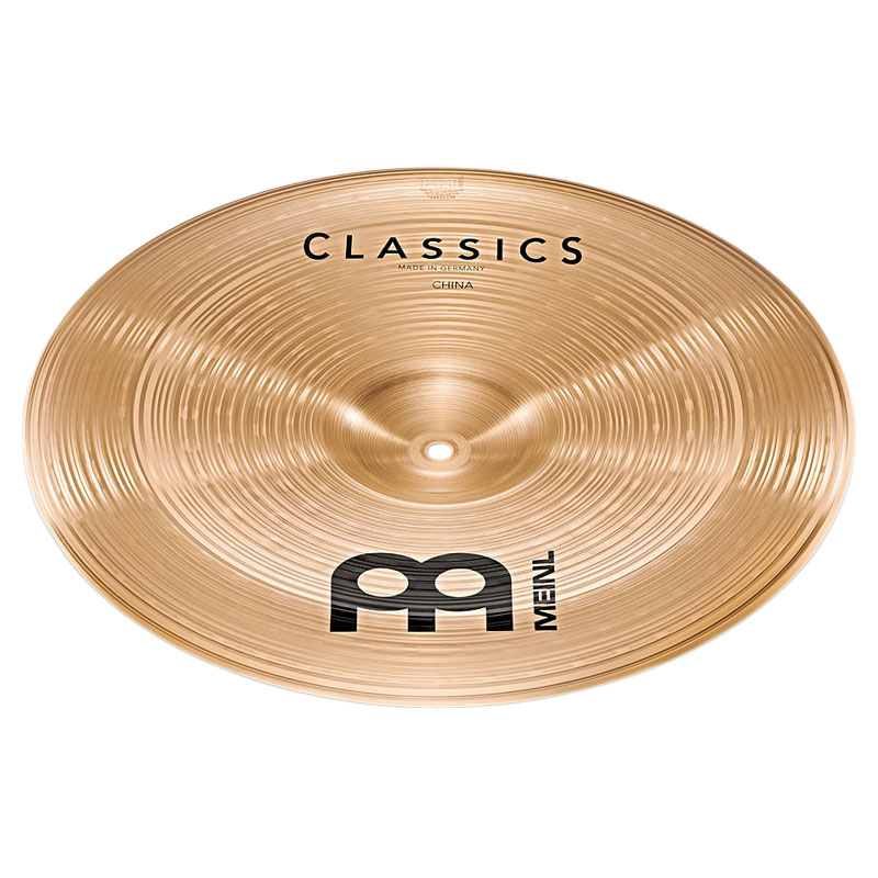 "Meinl 10"" Classic China/Splash Cymbal"