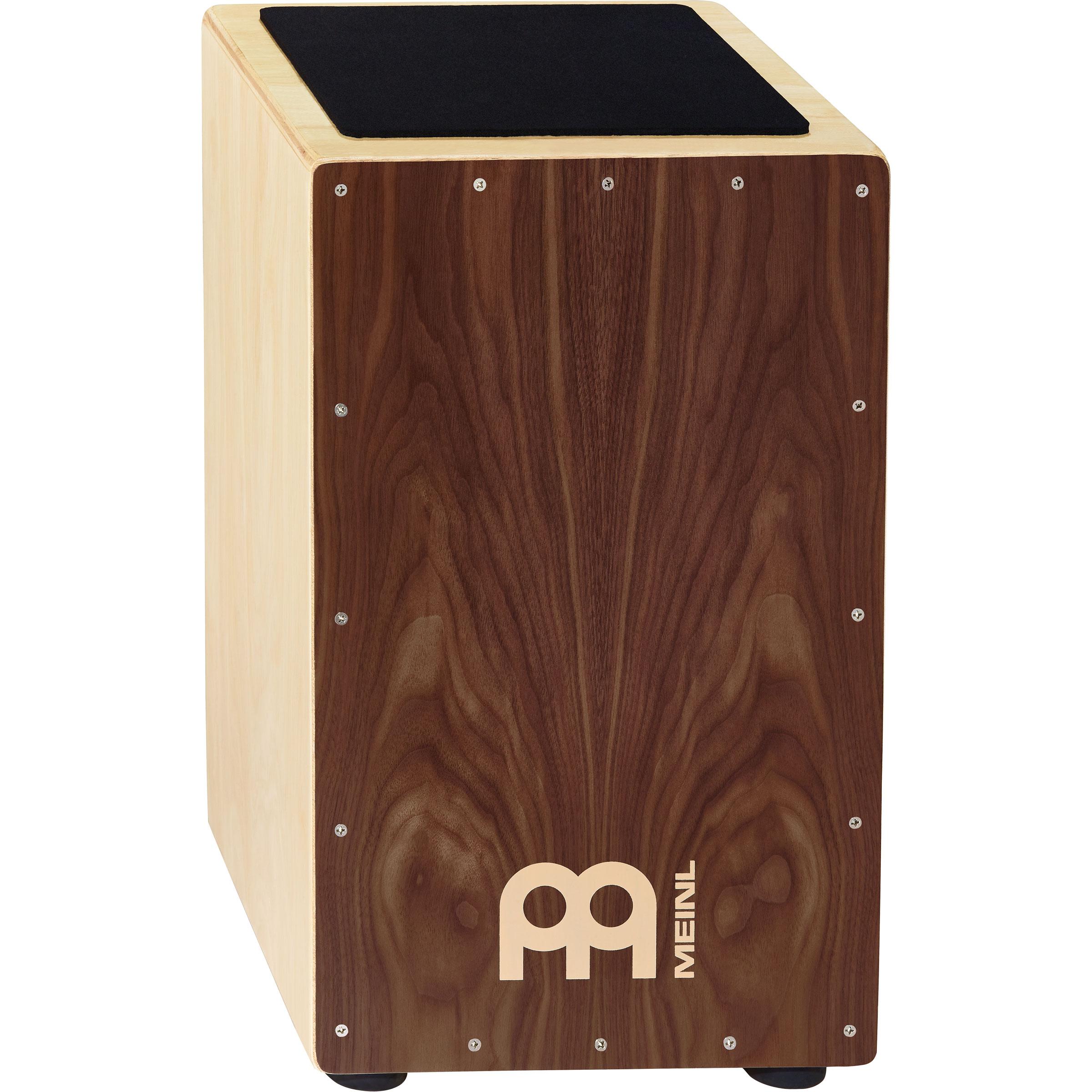Meinl Traditional String Cajon with Walnut Frontplate