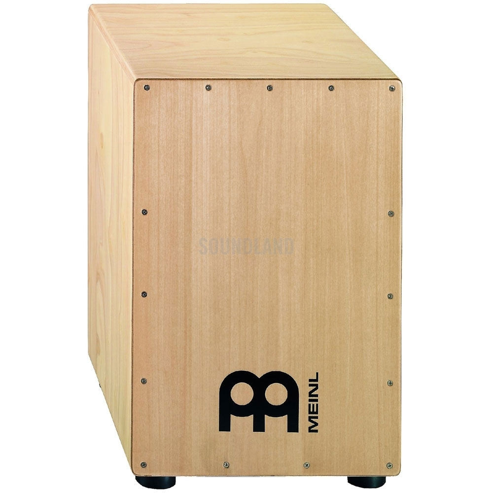 Meinl Headliner Series Cajon Rubber Wood Frontplate