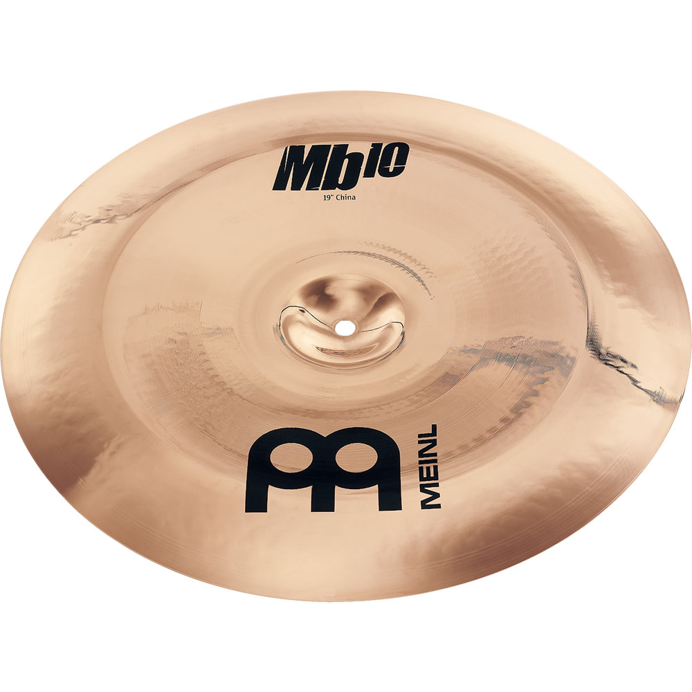 "Meinl 19"" Mb10 China Cymbal"