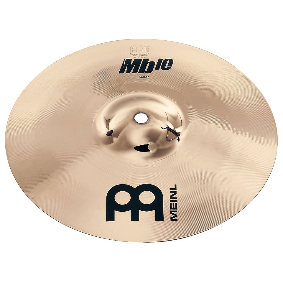 "Meinl 8"" Mb10 Splash Cymbal"