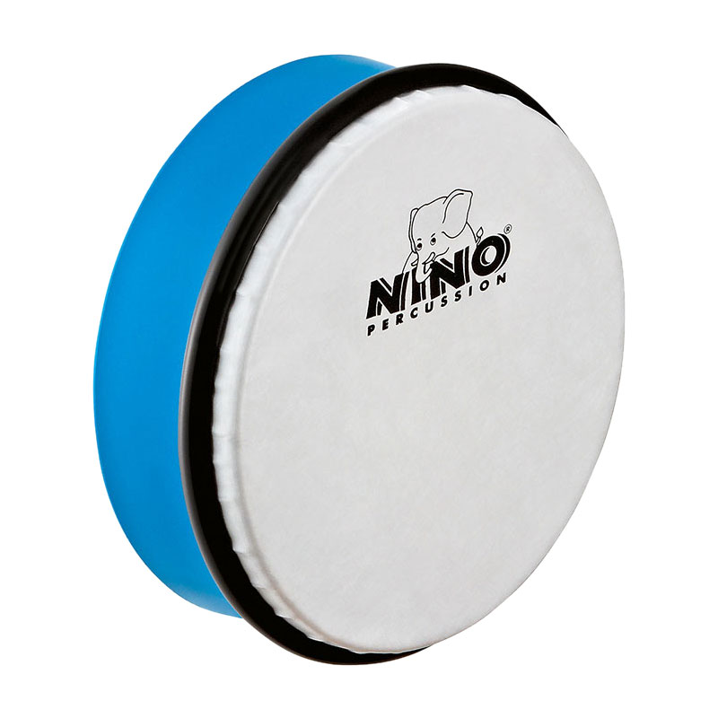 "Meinl Nino 6"" Blue ABS Hand Drum"