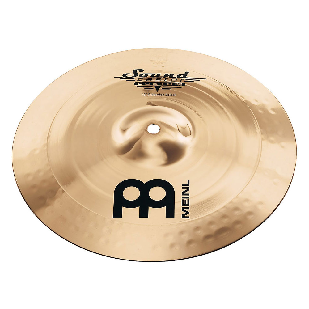 "Meinl 12"" Soundcaster Custom Distortion Splash Cymbal"