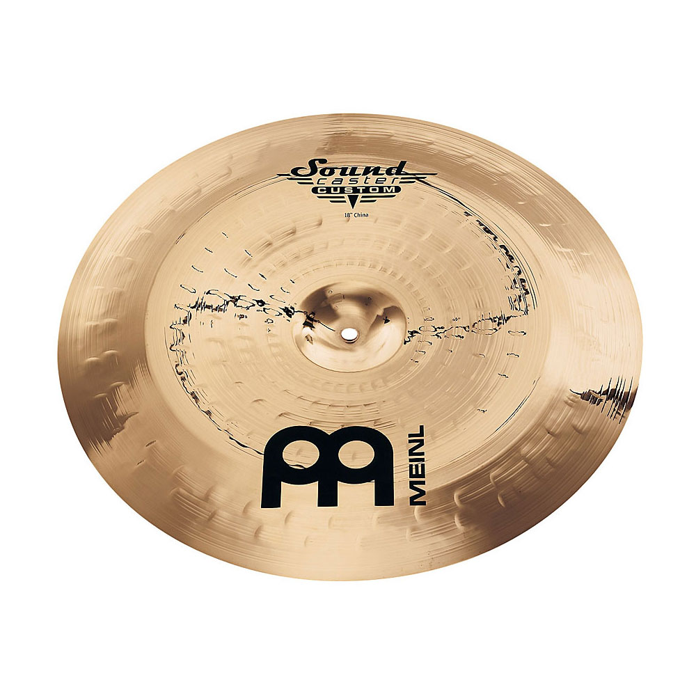 "Meinl 16"" Soundcaster Custom China Cymbal"