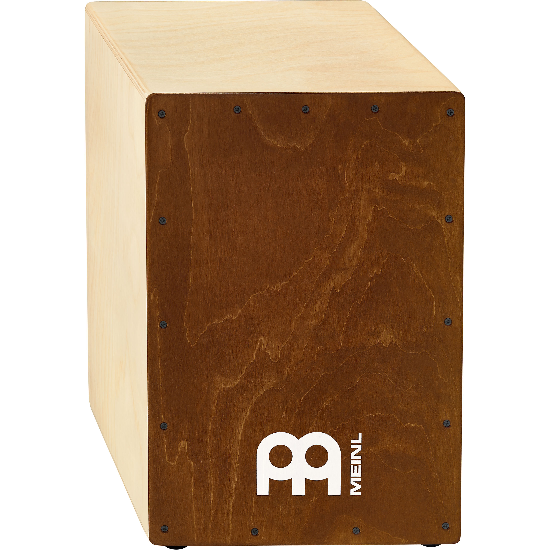 Meinl Headliner Snare Cajon in Natural with Almond Birch Frontplate