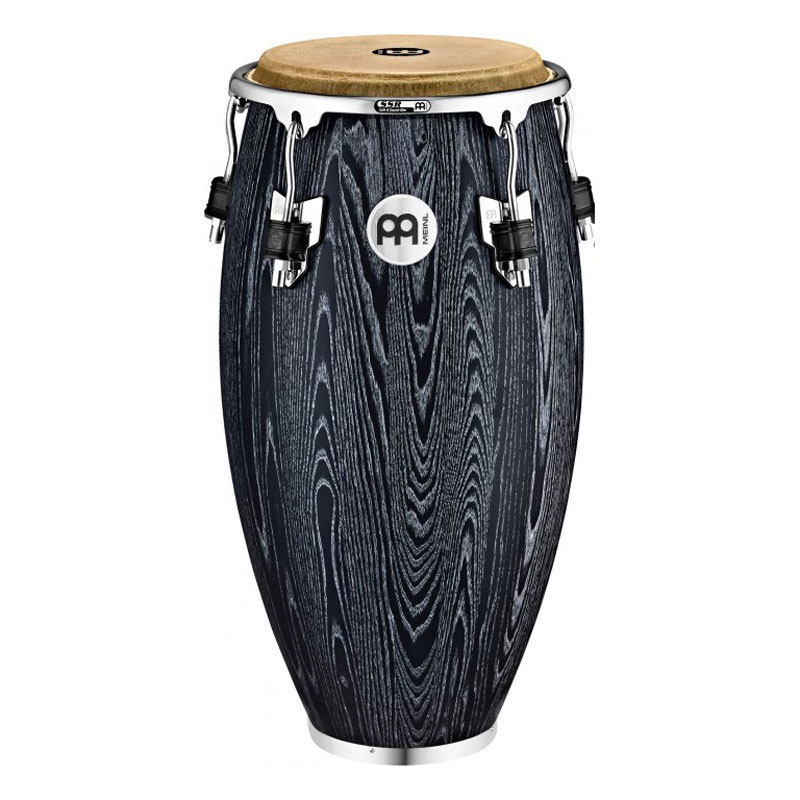 "Meinl 12.5"" Woodcraft Series Tumba Conga in Vintage Black"