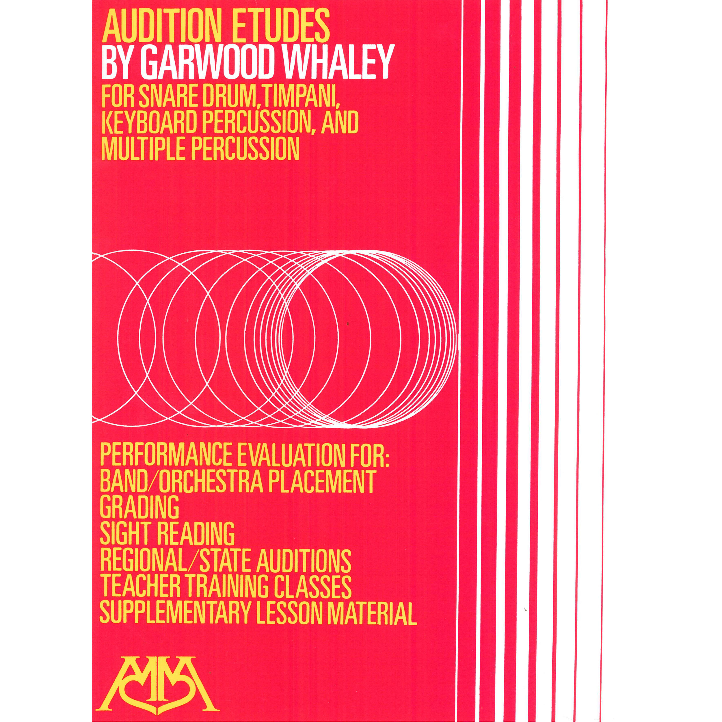 Audition Etudes by Garwood Whaley