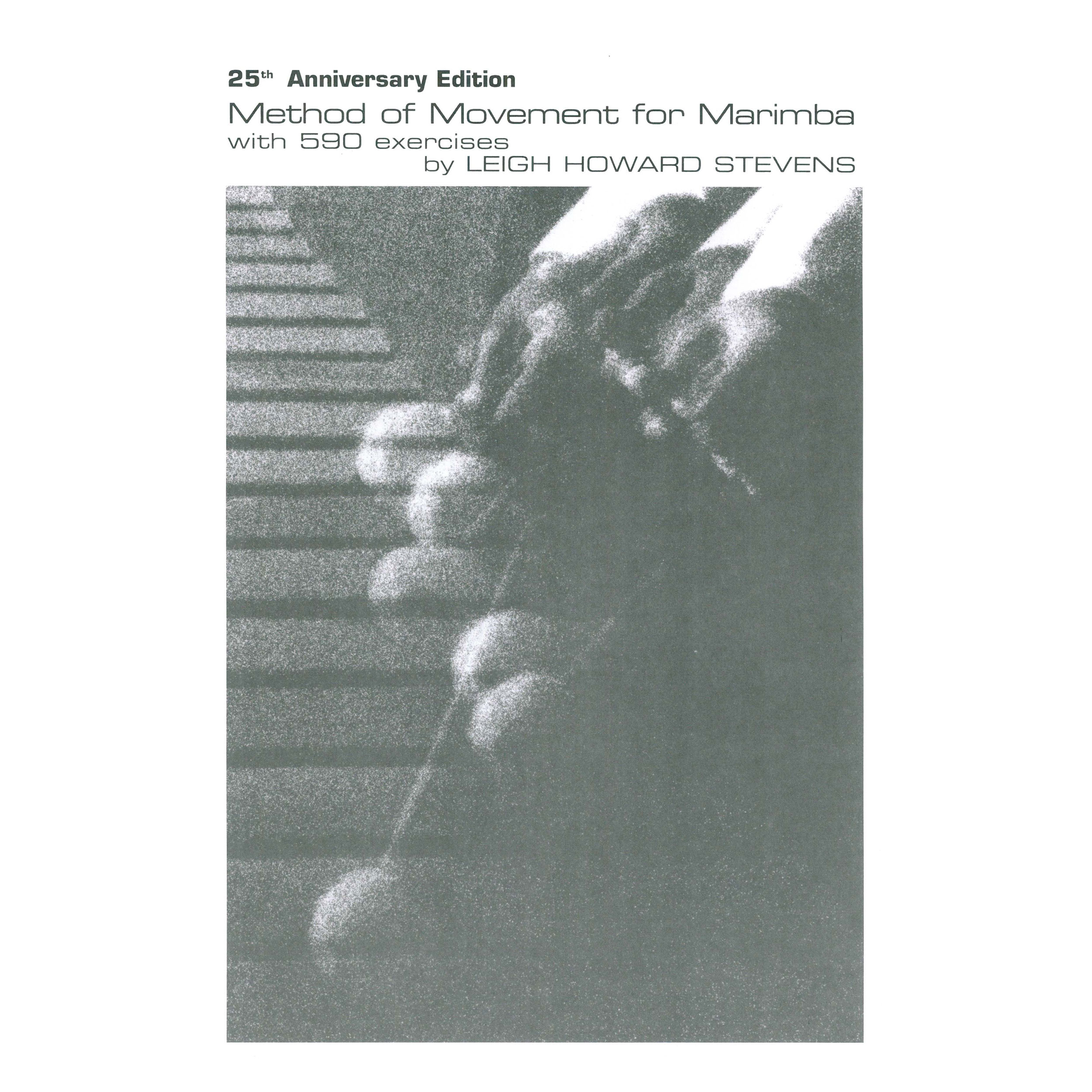 Method of Movement for Marimba by Leigh Howard Stevens