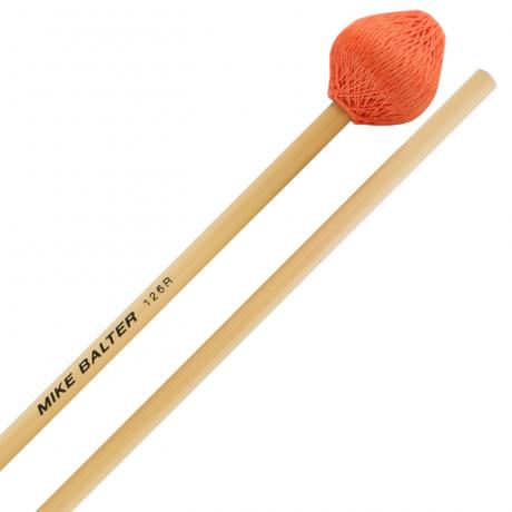 Mike Balter Super Vibe Series Soft Vibraphone Mallets with Rattan Handles