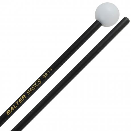 Mike Balter Basics Medium Hard Poly Bell Mallets
