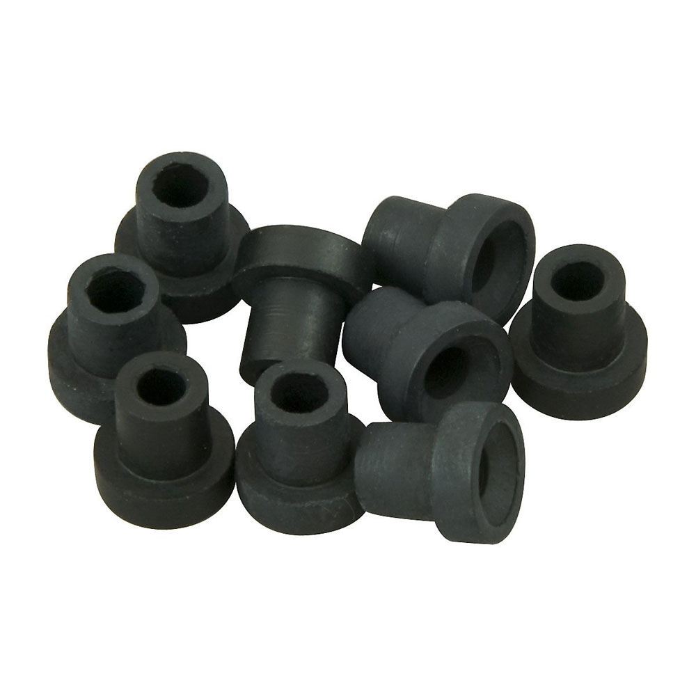 Musser E0590T Rubber Bushings for Bell Bar Mounting Screws (10-Pack)