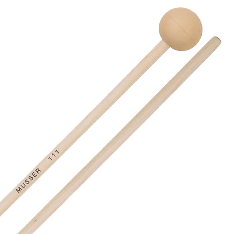 Musser Soft Rubber Xylophone Mallets