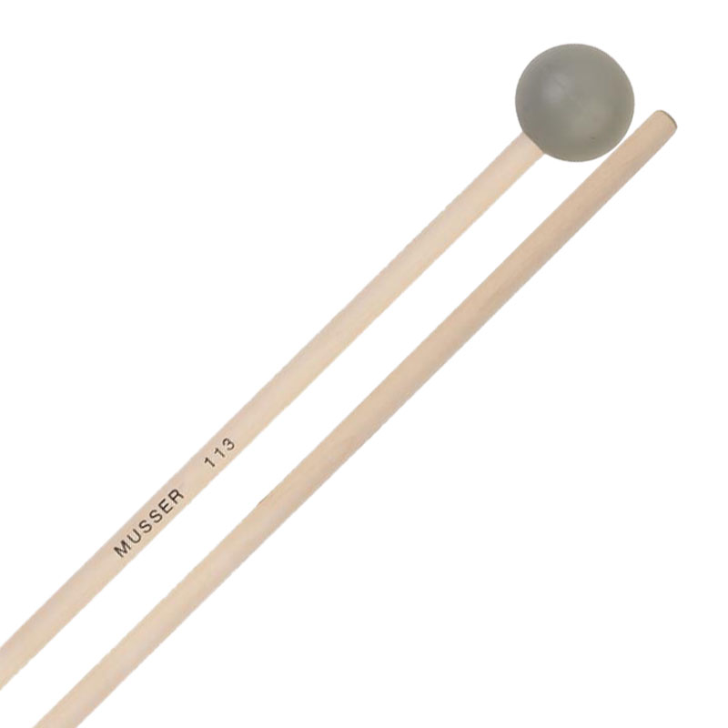 Musser Hard Rubber Xylophone Mallets