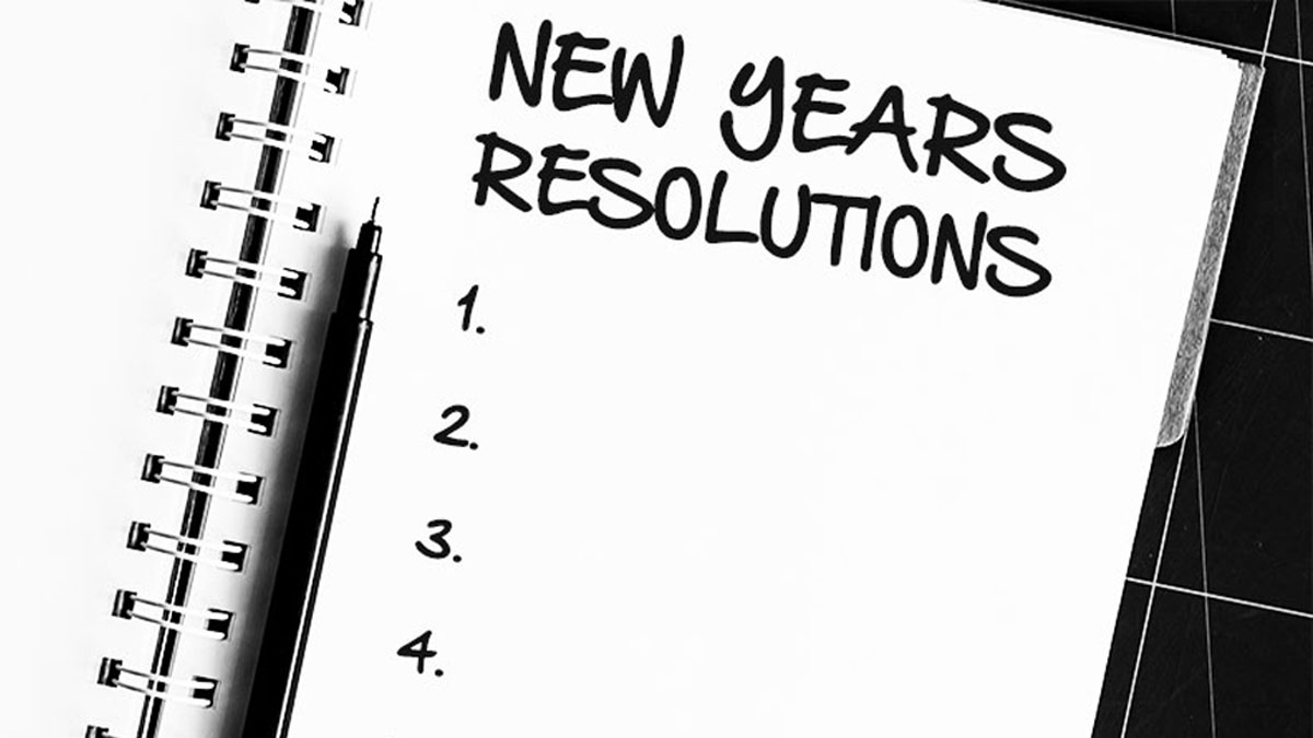 30 New Year's Resolution Ideas For the Eager 2019 ...