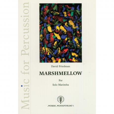 Marshmellow by David Friedman
