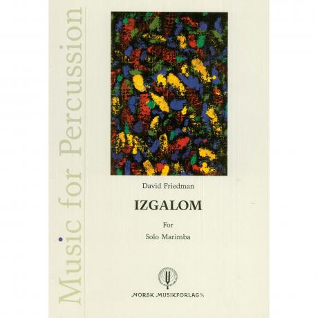 Izgalom by David Friedman