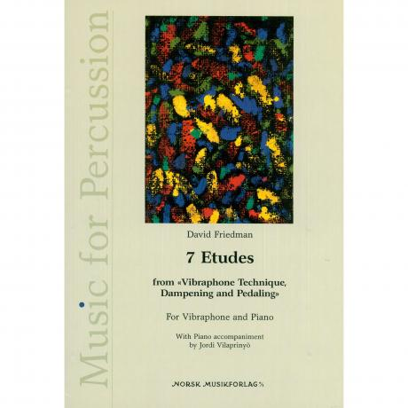 7 Etudes by David Friedman