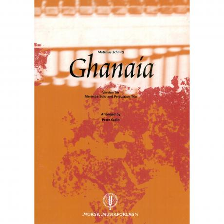 Ghanaia (Solo with Trio) by Matthias Schmitt arr. Peter Sadlo