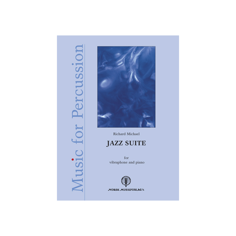 Jazz Suite for Vibraphone and Piano by Richard Michael