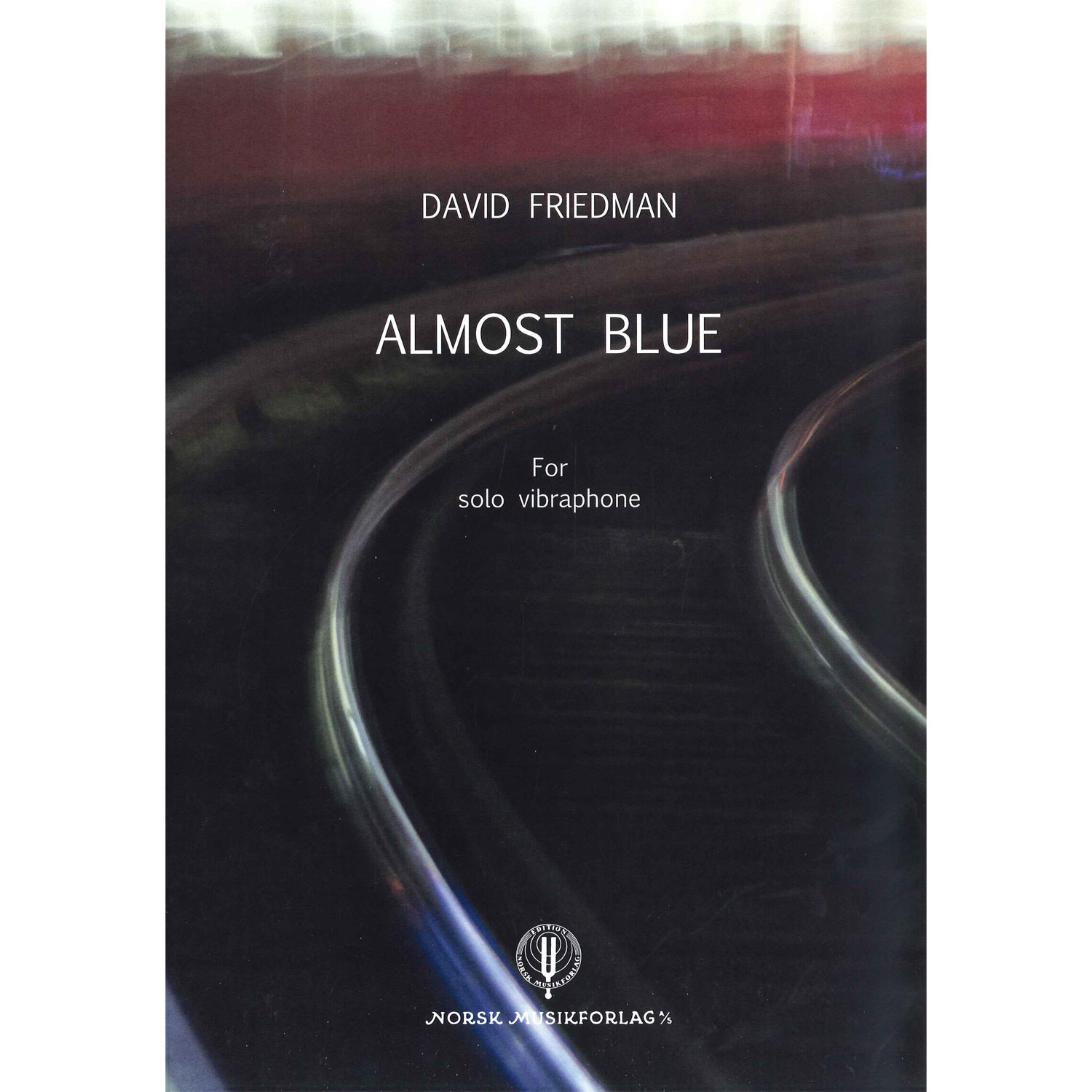 Almost Blue by David Friedman