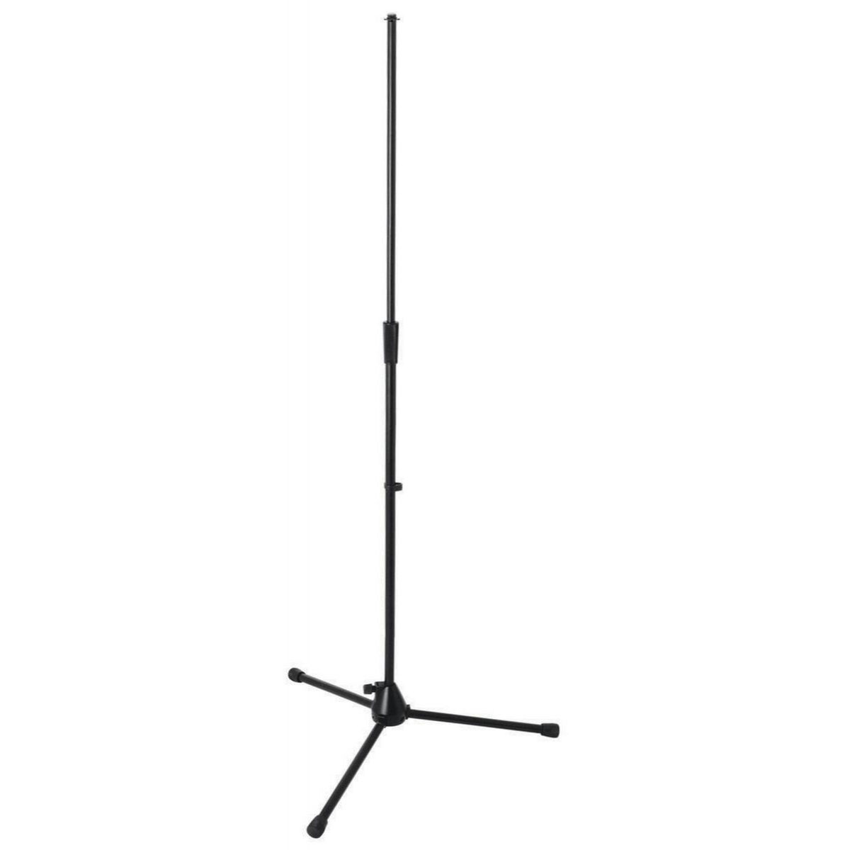 "On Stage Heavy-Duty Tripod Base Microphone Stand (36""-64"" Height Adjustable)"